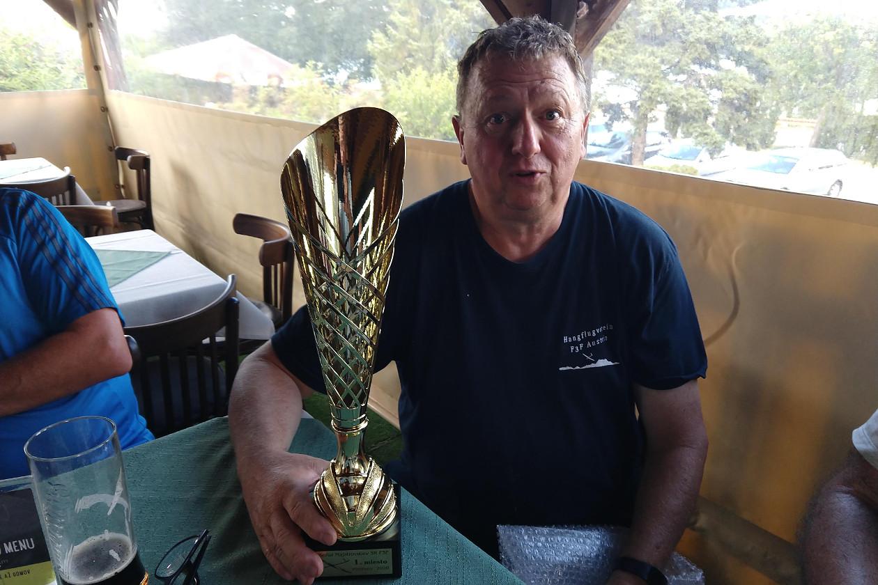 Hannes - víťaz celej súťaže