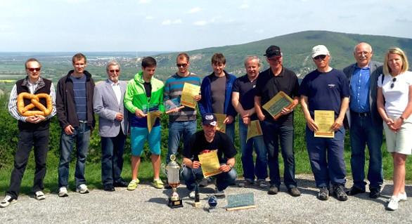 Donaupokal F3F 2015 (A) – 47.ročník