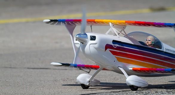 Modelársky letecký deň