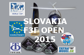 Slovakia F3F OPEN 2015