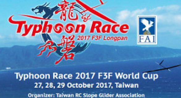 Typhoon Race F3F 2017