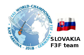 Nemecko FAI MS F3F 2018 – Rujana