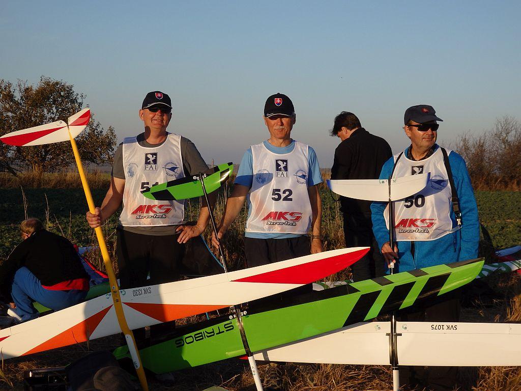 Slovakia F3F team