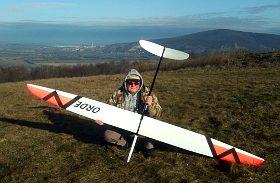 Povianočné lietanie na Braunsbergu