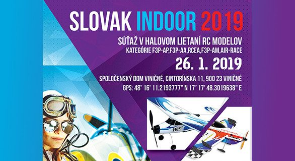 Slovak Indoor 2019