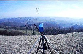 piCAMTracker – prvé lietanie