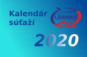 Kalendár akcií 2020
